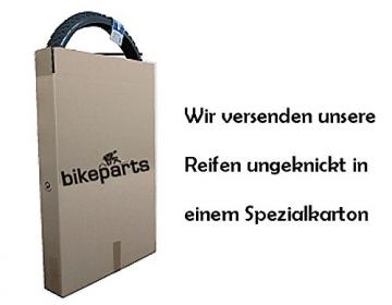 2 x Fahrradreifen Kenda Pannensicher 26 Zoll 26x1.95 50-559 K-Shield inklusive 2 x Schlauch mit Autoventil - 2