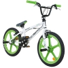 20 Zoll BMX Rooster Big Daddy Skyway SPECIAL EDITION Mag Felgen, Farbe:weiss/grün - 1