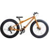 26 Zoll Coyote Fatman 4.0' FAT TYRE Fatbike, Farbe:orange -