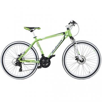 26 Zoll Galano Toxic Mountainbike Hardtail MTB Jugendmountainbike Jugendfahrrad - 2