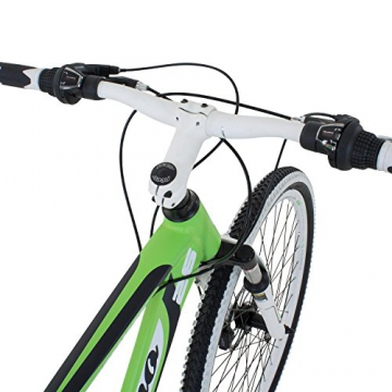 26 Zoll Galano Toxic Mountainbike Hardtail MTB Jugendmountainbike Jugendfahrrad - 7