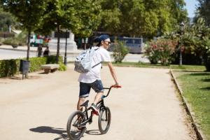 Fahrrad Cap Test
