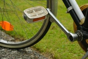 Fahrradpedale Test