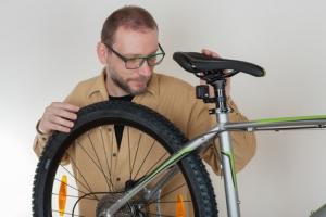 Mountainbike Sattel Test