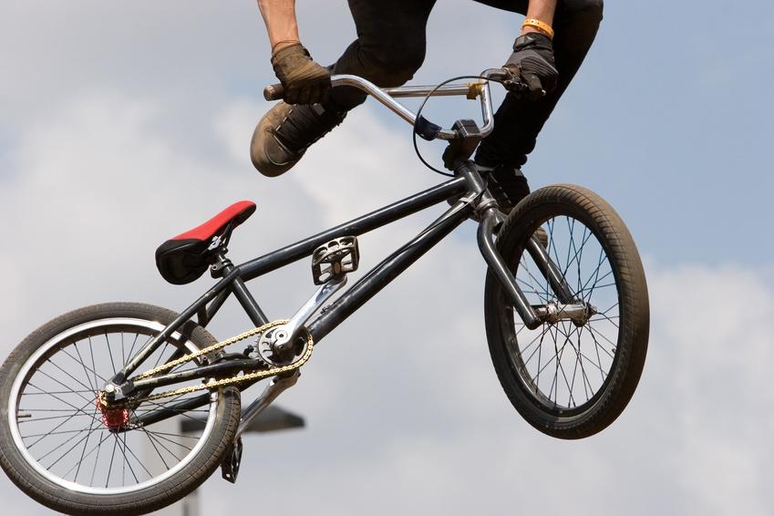 BMX Sattel Test