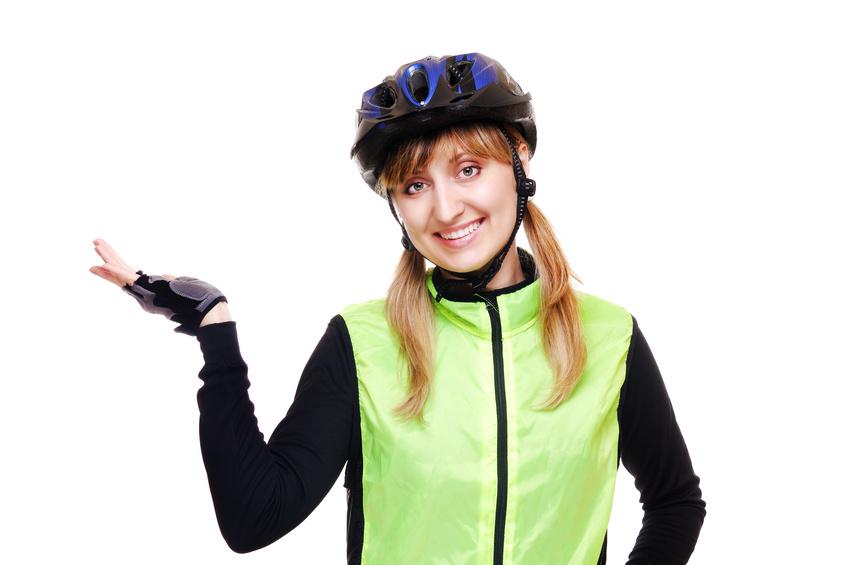 Fahrradweste Test