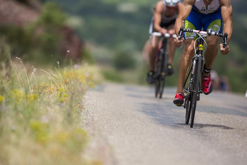 Fahrradgabel Test
