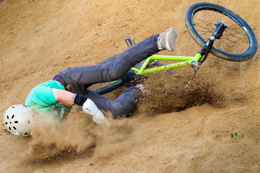 BMX Helm Test