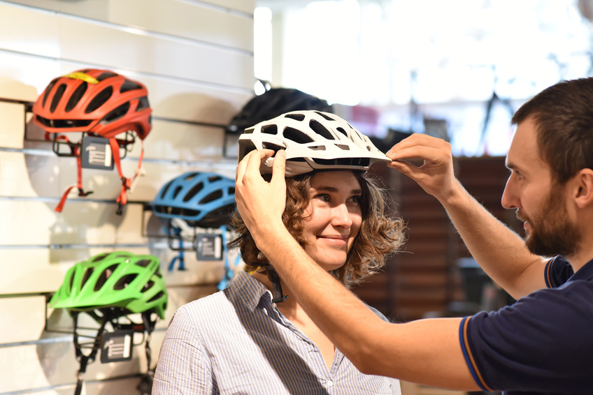 Mountainbike Helm