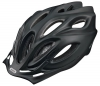 ABUS Fahrradhelm Aduro, Black, 58-62 cm, 52024 - 1