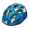 ABUS Kinder Fahrradhelm Smiley, Sharky ocean, 50-55 cm - 1