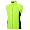 AIRTRACKS Funktions Laufweste Pro / Running Vest / Fahrradweste / Radweste / Leichte Wind Weste - neon - M - 1