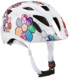 Alpina Kinder Radhelm Ximo Flash, White Flower, 47-51, 9710110 - 1