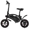 Ancheer Elektrofahrrad 12inch Faltbares E-Bike 36V 350W Pedelec mit App Geschwindigkeitseinstellung und Schnelle Aufladung schwarz - 1