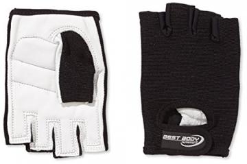 Best Body Nutrition Power Fahrrad Handschuhe -