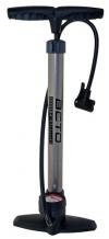 BETO Hochdruck Standpumpe, silber/schwarz - 1