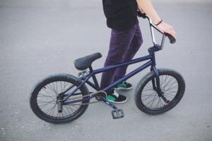BMX Fahrrad Modell