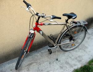 Ein typisches Citybike