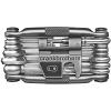 Crank Brothers Multi-19 tool, schwarz - 1