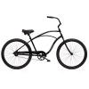 "Electra Cruiser 1 Tall Herren Fahrrad 26"" Schwarz Beach Cruiser Rad Retro Singlespeed, 513000 - 1"
