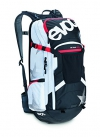 Evoc Rucksack FR Trail Unlimited, black/white, 56 x 27 x 14 cm, 20 Liter, 7015218712 -