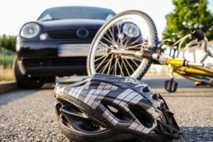 Bremsen: Fahrradsturz