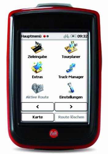 Fahrradnavigationsgerät Falk IBEX 32, 3 Zoll Touchscreen, Premium Outdoor-Karte und Basiskarte Plus (EU 25) zum Tourenradfahren, Wandern und Geocaching - 6