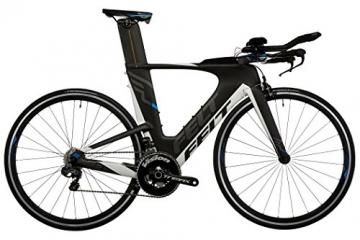 Felt IA10 matt carbon Rahmengröße 56 cm 2017 Triathlonrad - 1