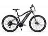 Fitifito MT 27,5 Zoll Elektrofahrrad Mountainbike E-Bike Pedelec, 36V 13Ah 468Wh LG Cells Lithium-Ionen USB , 36V 250W Heckmotor, 21 Gang Shimano Schaltung, Mechanische Scheibenbremse - 1