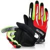FREETOO Fahrradhandschuhe Radsporthandschuhe Vollfinger Mountainbike Handschuhe für Herren und Damen - Ideal gloves für Road Race, Radsport, Reiten, Wandern, Bergsteigen, Camping und mehr Sports im Freien - 1