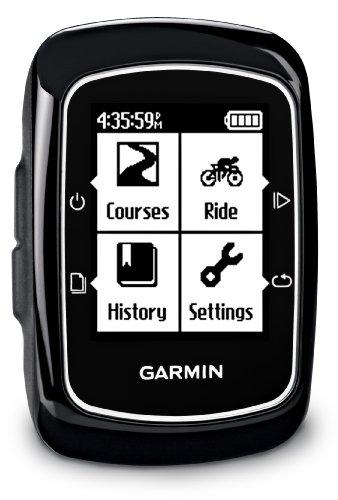 Garmin Edge 200 GPS Fahrradcomputer mit hochempfindlichem GPS, Tracknavigation und Tourenaufzeichnung - 1