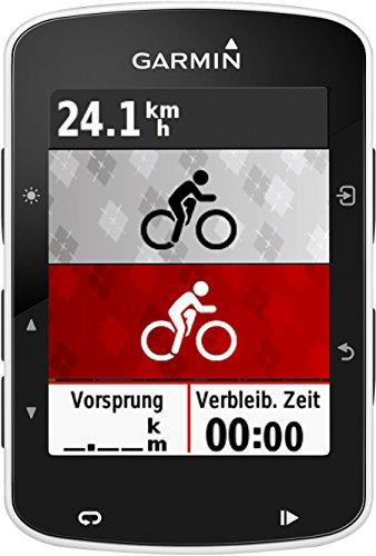 Garmin Edge 520 - GPS-Fahrradcomputer für ambitionierte Rennfahrer mit 2,3 Zoll (5,8 cm) Farbdisplay und Strava Live Segmenten - 11