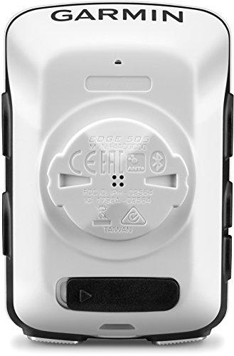 Garmin Edge 520 - GPS-Fahrradcomputer für ambitionierte Rennfahrer mit 2,3 Zoll (5,8 cm) Farbdisplay und Strava Live Segmenten - 8