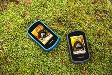 Garmin eTrex Touch 25 Fahrrad-Outdoor-Navigationsgerät, TopoActive Karte, GPS und GLONASS, 2,6 Zoll (6,6 cm) kapazitiver Farb-Touchdisplay - 13