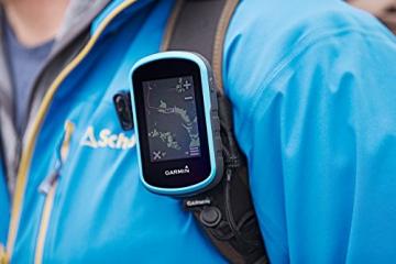 Garmin eTrex Touch 25 Fahrrad-Outdoor-Navigationsgerät, TopoActive Karte, GPS und GLONASS, 2,6 Zoll (6,6 cm) kapazitiver Farb-Touchdisplay - 4