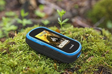 Garmin eTrex Touch 25 Fahrrad-Outdoor-Navigationsgerät, TopoActive Karte, GPS und GLONASS, 2,6 Zoll (6,6 cm) kapazitiver Farb-Touchdisplay - 5