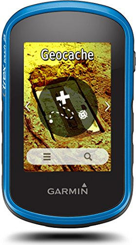 Garmin eTrex Touch 25 Fahrrad-Outdoor-Navigationsgerät, TopoActive Karte, GPS und GLONASS, 2,6 Zoll (6,6 cm) kapazitiver Farb-Touchdisplay - 8