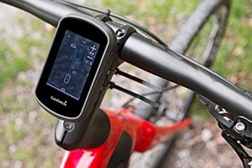Garmin eTrex Touch 35 Fahrrad-Outdoor-Navigationsgerät - mit vorinstallierter Garmin Topoactive Karte, Smart Notifications und barometrischem Höhenmesser, 010-01325-11 - 4