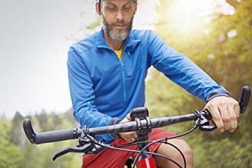 Garmin eTrex Touch 35 Fahrrad-Outdoor-Navigationsgerät - mit vorinstallierter Garmin Topoactive Karte, Smart Notifications und barometrischem Höhenmesser, 010-01325-11 - 6
