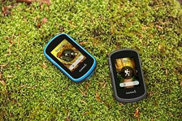 Garmin eTrex Touch 35 Fahrrad-Outdoor-Navigationsgerät - mit vorinstallierter Garmin Topoactive Karte, Smart Notifications und barometrischem Höhenmesser, 010-01325-11 - 9
