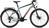 Ghost Square Trekking 2.8 AL U Trekking Bike 2019 (M, River Blue/Jet Black/Monarch Orange) - 1