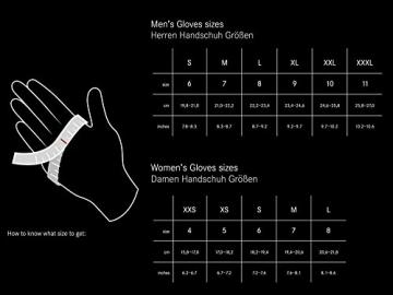 GORE BIKE Wear Herren Rennradhandschuhe, GORE WINDSTOPPER, XENON 2.0 WS Gloves, Größe 7, Schwarz, GWXENE - 3