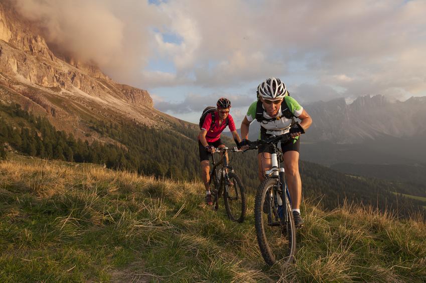 Hardtail Mountainbike Rennen