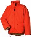 Helly Hansen Workwear Regenjacke wasserdicht Voss Jacket, orange, 70189 - 1