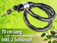 infactory Stahl-Fahrradschloss - 3