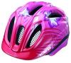 KED Fahrradhelm Meggy, Pink Flower, 49-55 cm, 15409006SM - 1