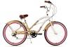 KS Cycling Damen Fahrrad Beachcruiser Cherry-Blossom RH 42 cm, Bronze, 26, 717B -