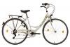 KS Cycling Damen Fahrrad Golden Times RH 46 cm, Weiß, 28, 450B -