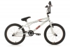 KS Cycling Fahrrad BMX Freestyle Fatt, Weiß, 20, 501B - 1
