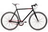KS Cycling Fahrrad Fitness-Bike Single Speed Essence RH 59 cm, Schwarz, 28, 398B - 1